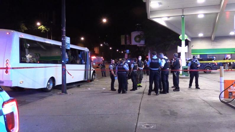 芝加哥6小时内3起大规模枪支暴力