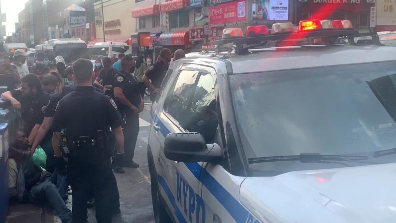 明抢小费、骚扰女员工 纽约华埠游民问题猖獗