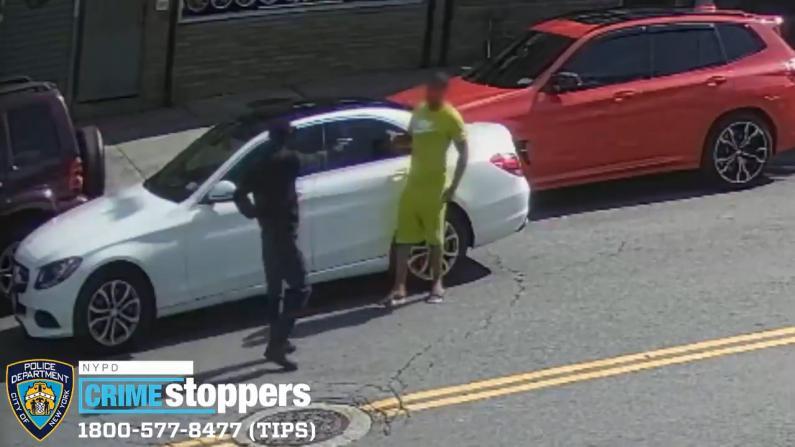 纽约再发惊悚劫案 受害人上车前遭枪指 $2万首饰拱手相让