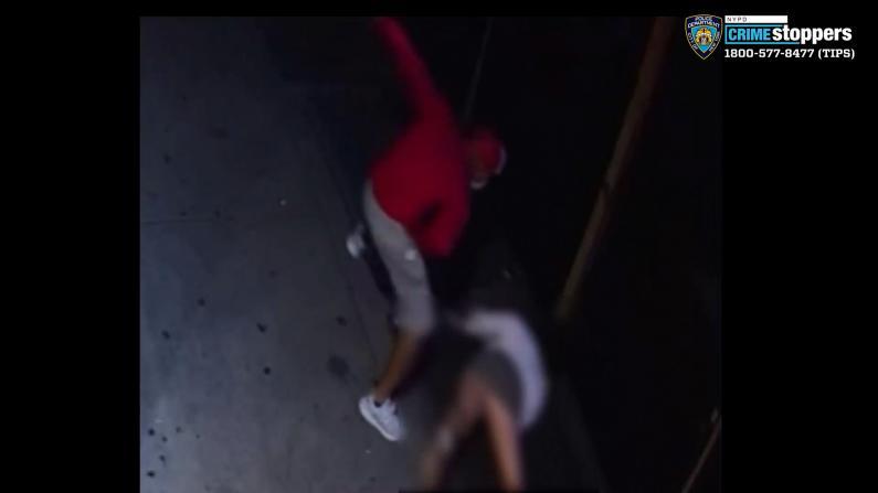 先打人再抢包 29岁女子纽约下东城当街遭劫
