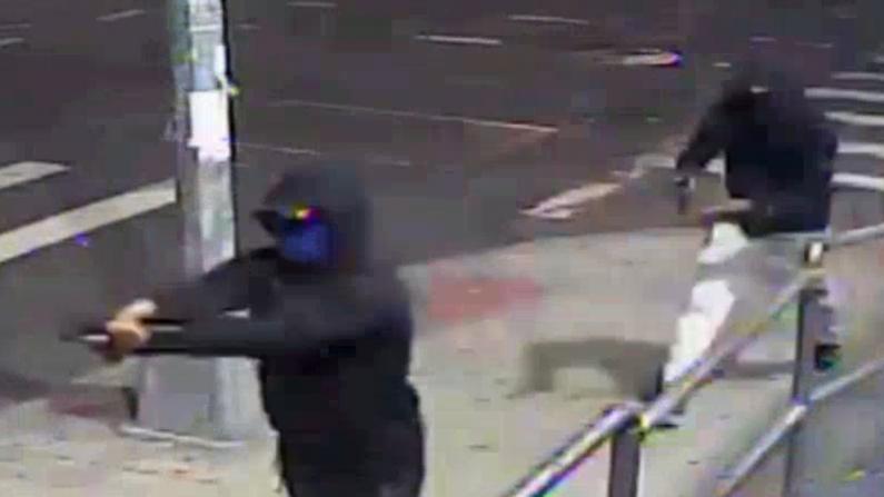 两枪手纽约开至少40枪致10人受伤 或与帮派有关