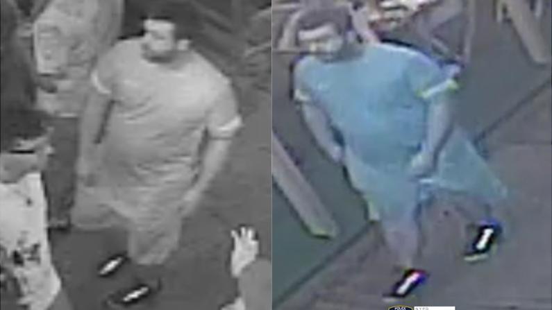 华埠无端袭击68岁亚妇 纽约市警公布嫌犯照片