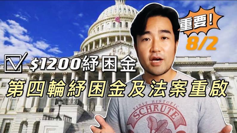 """【玩物尚誌】$1200""""新承诺收入法案"""""""