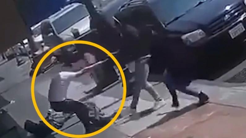 加州奥克兰华埠抢匪猖獗 华裔见义勇为遭枪击