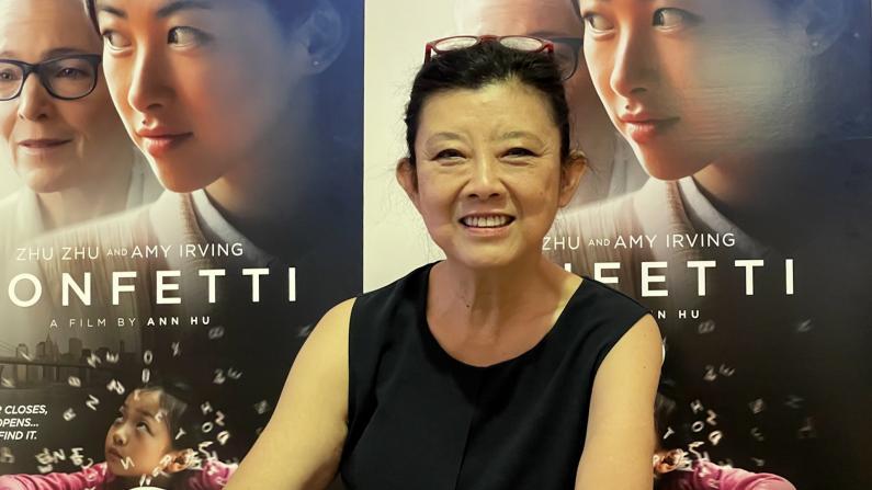 金马奖导演胡安息影15年后重执导筒 将女儿失读症经历搬上银幕