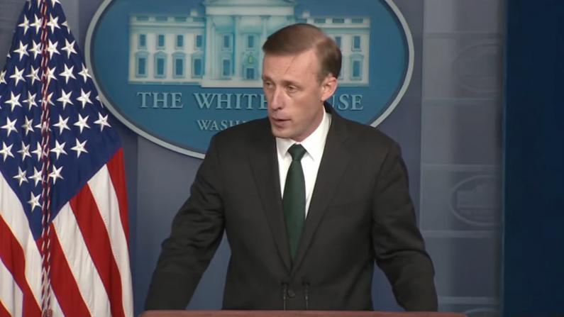 被问美国是否会介入台海 国安顾问沙利文这样说