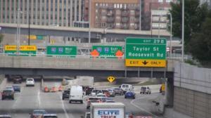 芝加哥高速公路枪案激增 州府安装高清摄像头拍车牌