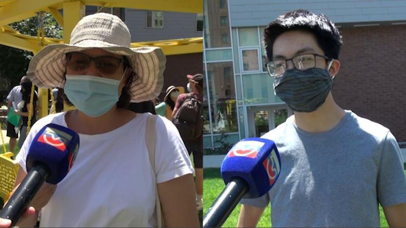 麻州K-12公校生秋季入学须戴口罩 华裔学生、家长怎么看?