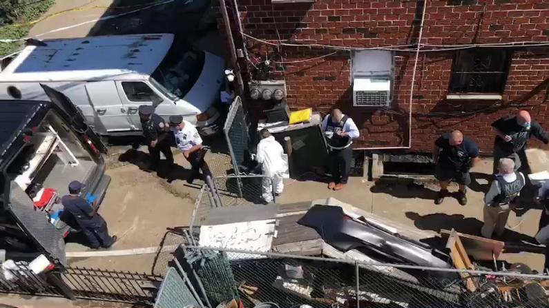 暴雨倒灌纽约3华人死于法拉盛地下室 邻居:曾打911但路面积水无人来救