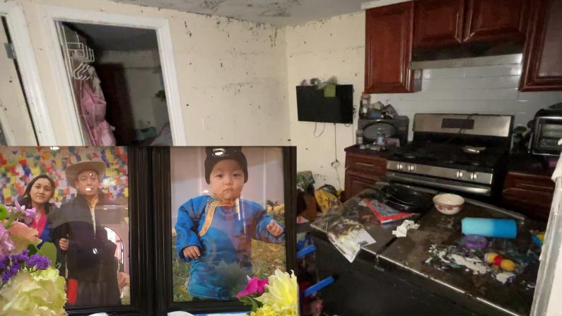 """亚裔一家三口地下室丧生 加油站顶棚掀翻 """"艾达""""重创纽约"""