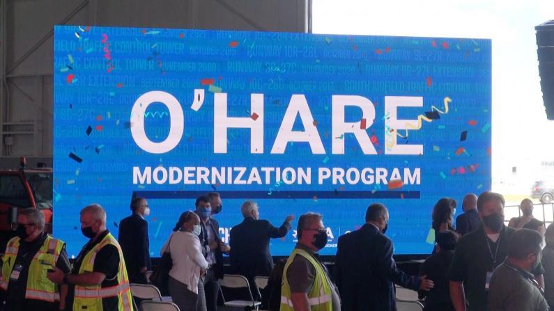 耗时16年 芝加哥奥黑尔国际机场ORD完成跑道改建