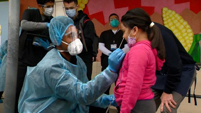 全美首个 !洛杉矶联合学区强制打疫苗