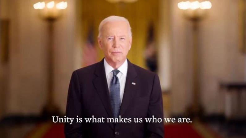 拜登9/11事件20周年纪念讲话:只有团结才能使美国成为最好