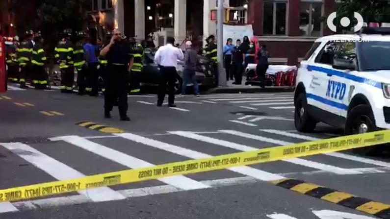 纽约男子违章160次仍上路 超速逆行撞死3个月大亚裔女婴