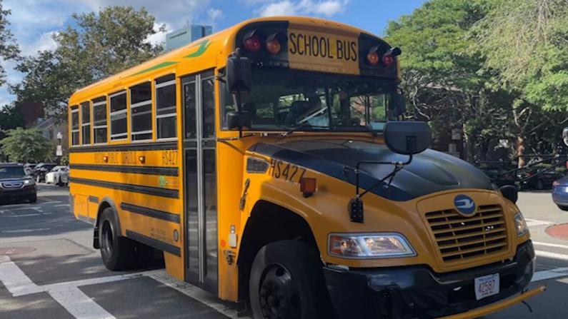 """""""放学晚回家2小时"""" 波士顿公校在校车司机短缺中开学"""