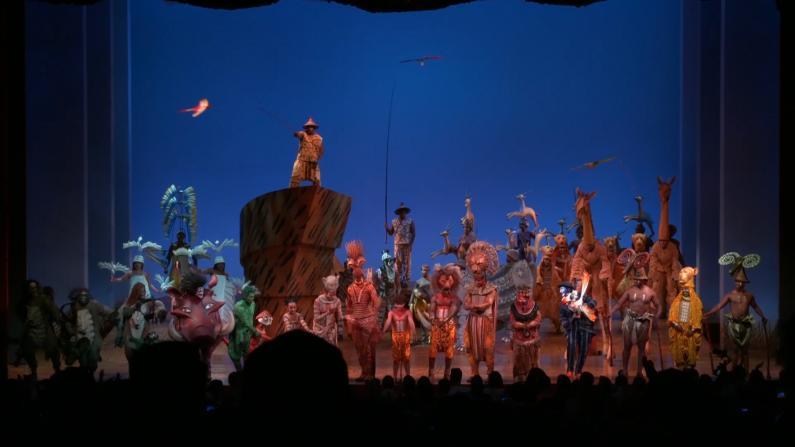 阔别18个月!《狮子王》等百老汇经典音乐剧重新回归