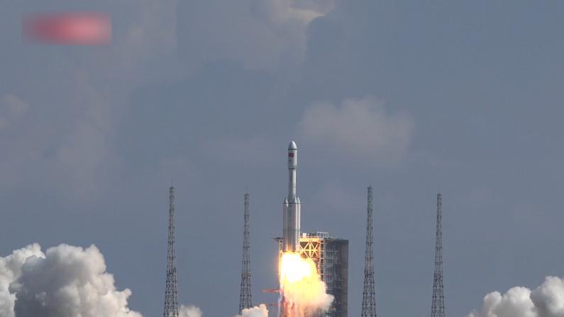 天舟三号货运飞船发射任务取得圆满成功