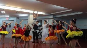 共庆中秋佳节 创新芭蕾舞剧展演纽约法拉盛举行