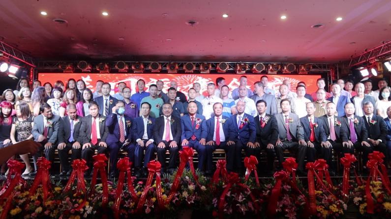福建会馆37周年暨贺中秋迎中国国庆活动纽约法拉盛举行