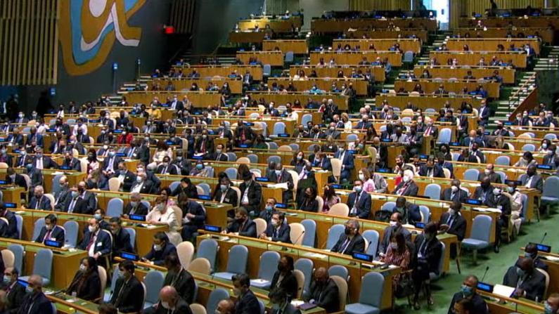 拜登联大演讲提人权:科技应解决问题而非压制异议