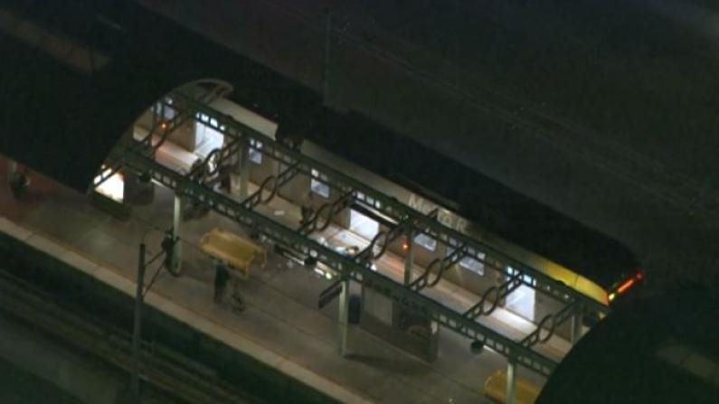 一言不合竟在车厢内开枪 洛杉矶地铁爆枪案