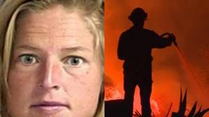 加州检方以纵火罪起诉一女子 可能是数起野火始作俑者