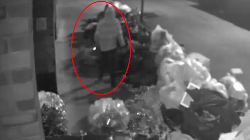 华裔拾荒老人纽约华埠凌晨遇抢被殴 嫌犯仍在逃