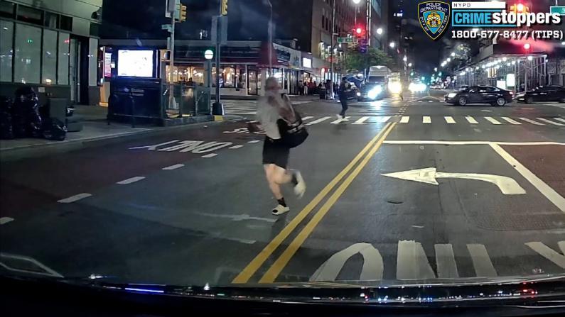 纽约华裔Uber司机拒非法载客被打 左眼或失明