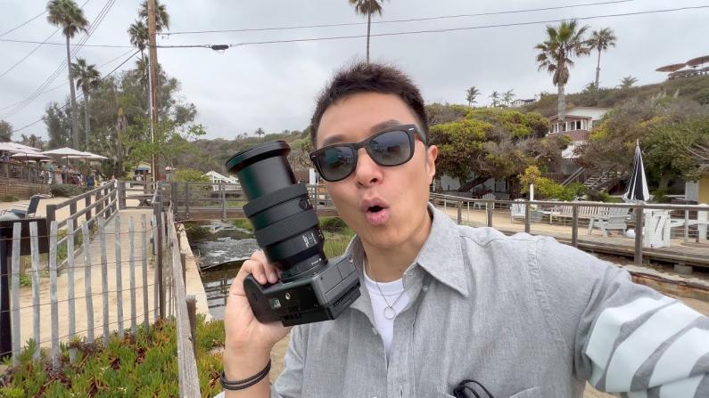 【安家美国·加州尔湾】尔湾小朋友的周末 - iPhone 13 Pro首拍表现非常惊艳!