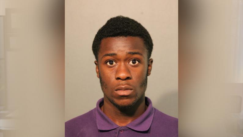 涉嫌枪杀芝加哥外卖司机18岁嫌犯过堂 被控1级谋杀重罪