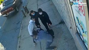 纽约史岛4亚裔抢匪光天化日抢劫 涉案金额3.5万