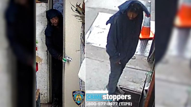 连窃华埠两餐馆 男子遭纽约市警通缉