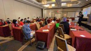 第26届美国华人医师会年会 探讨疫情相关课题 评定青年科研成果