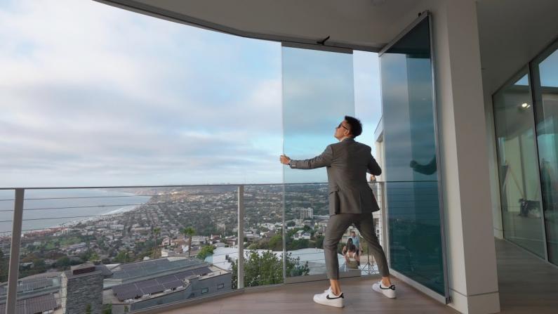 【安家美国·加州尔湾】靠山观海6层风景豪宅 聚会圣地亚哥