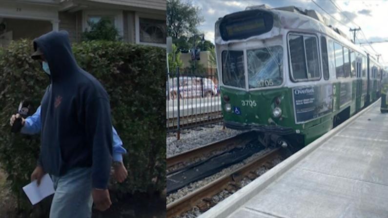 波士顿地铁追尾事故开庭审理 超速司机被起诉