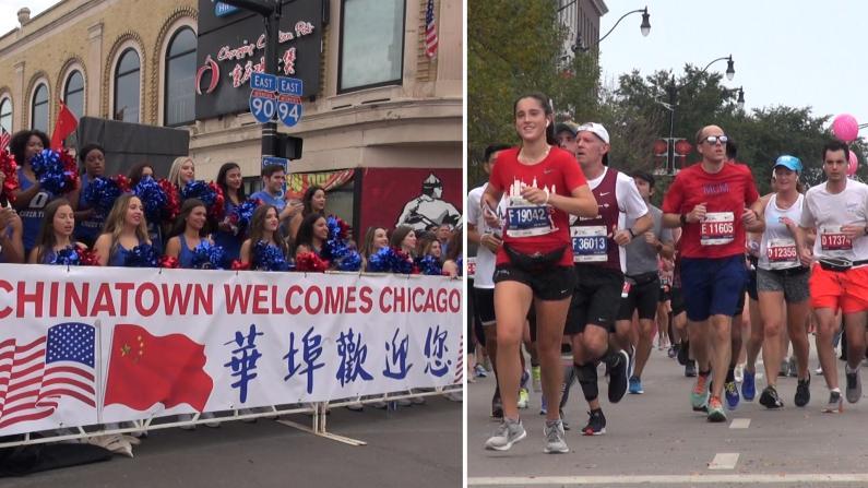 全球六大马拉松芝马回归 途径中国城锣鼓声不断