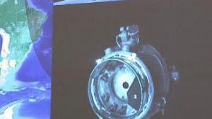 神舟十三号成功对接空间站 3名航天员将进入天和核心舱