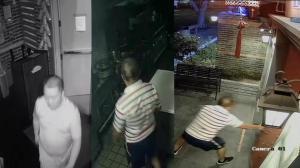 治安差! 洛杉矶中餐馆深夜频遭贼闯入