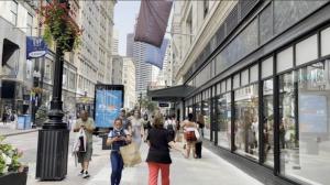 街道狭窄破旧急需改善 波士顿计划改进市中心步行区
