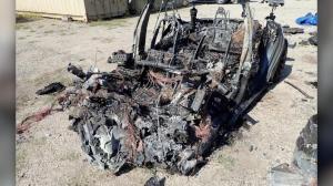 """得州""""无人驾驶""""特斯拉车祸新报告出炉 终于解答这一疑问"""