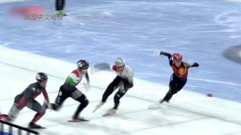 抢跑被罚出场 中国速滑选手武大靖称还需多学习规则