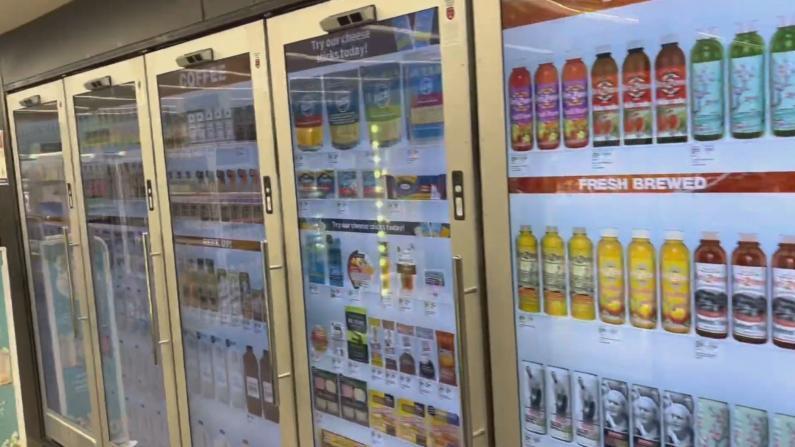 【佛州生活】商品短缺这么严重?超市竟在货架上放显示屏?